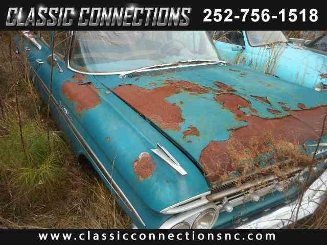 1959 Chevrolet Bel Air   943267