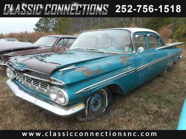 1959 Chevrolet Bel Air | 943267