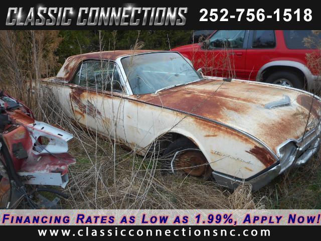 1962 Ford Thunderbird | 943270