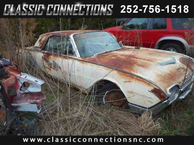 1962 Ford Thunderbird | 943270
