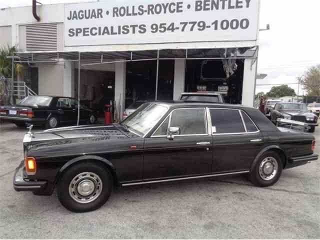 1987 Rolls-Royce Silver Spirit | 943276