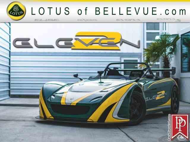 2008 Lotus 2-Eleven | 943279