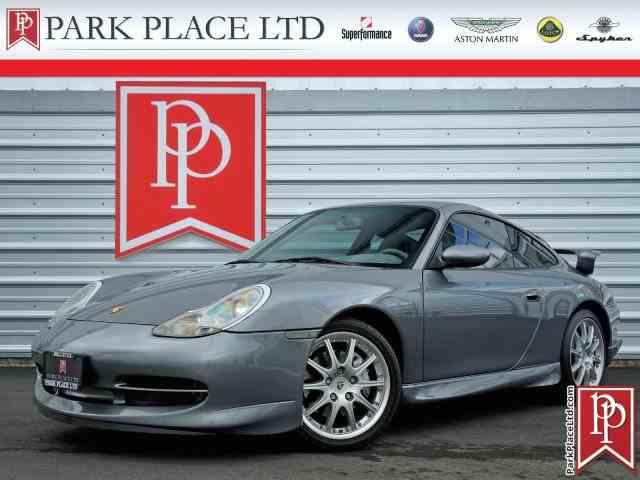 2001 Porsche 911 Carrera | 943282