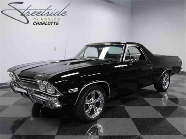 1968 Chevrolet El Camino 427 | 943290