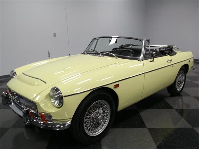 1969 MG MGC | 943293