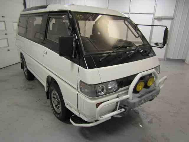 1991 Mitsubishi Delica | 940330