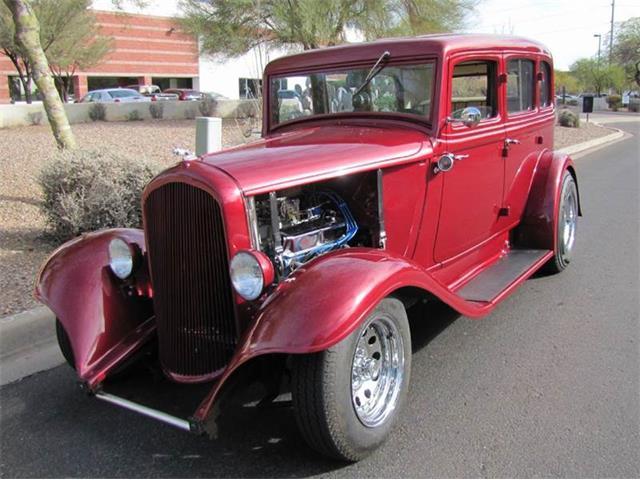 1932 Plymouth Sedan | 943301