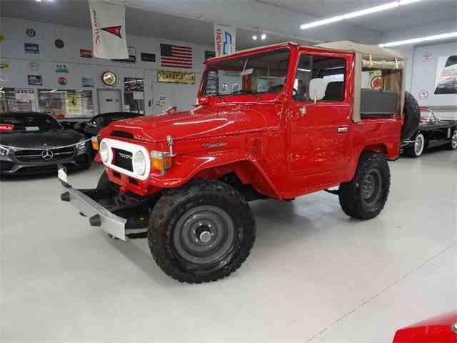 1976 Toyota Land Cruiser FJ | 943304