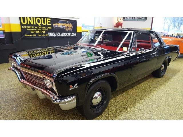 1966 Chevrolet Biscayne 2dr | 943311