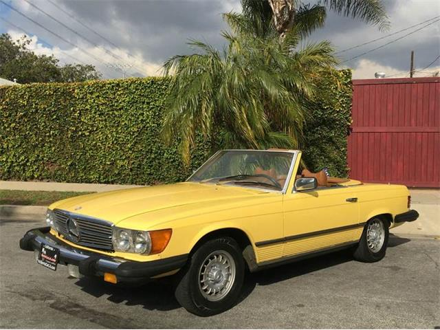 1977 Mercedes-Benz 450SL | 943312