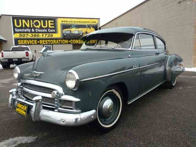 1950 Chevrolet Fleetline | 943313