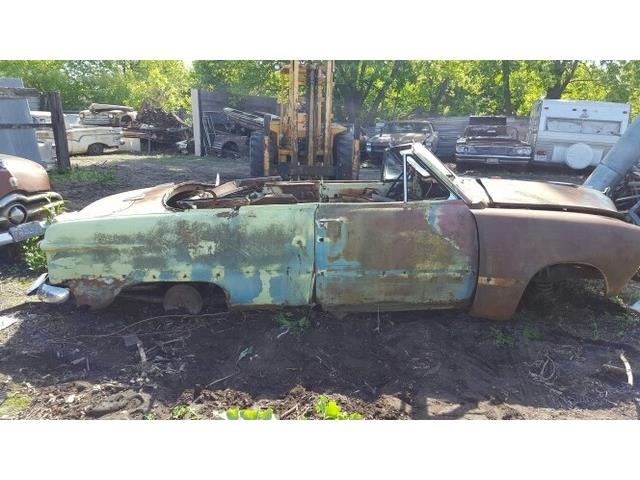 1950 Ford Convertible   943314