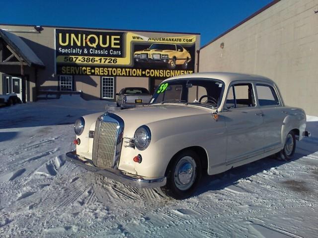 1959 Mercedes-Benz 180 | 943317