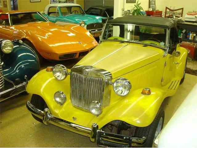 1981 lafer roadster   940332