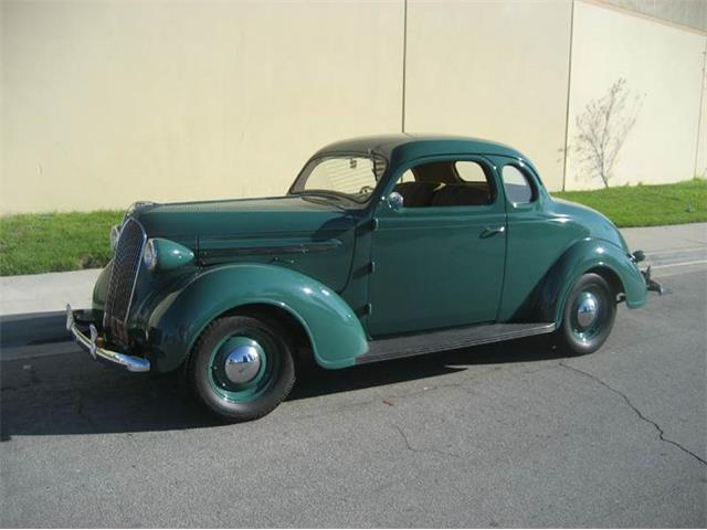 1937 Plymouth Business Man's Coupe | 943321