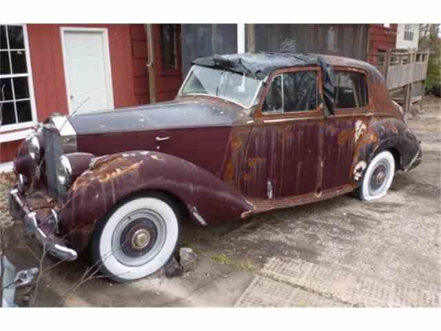 1953 Rolls-Royce Silver Dawn | 943325
