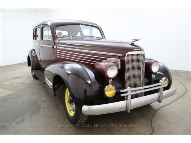 1937 Cadillac LaSalle | 943329