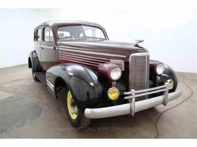 Cadillac Lasalle Thumb C on 1940 Lasalle V8 Engine