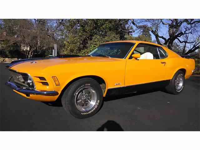 1970 Ford Mustang | 940333