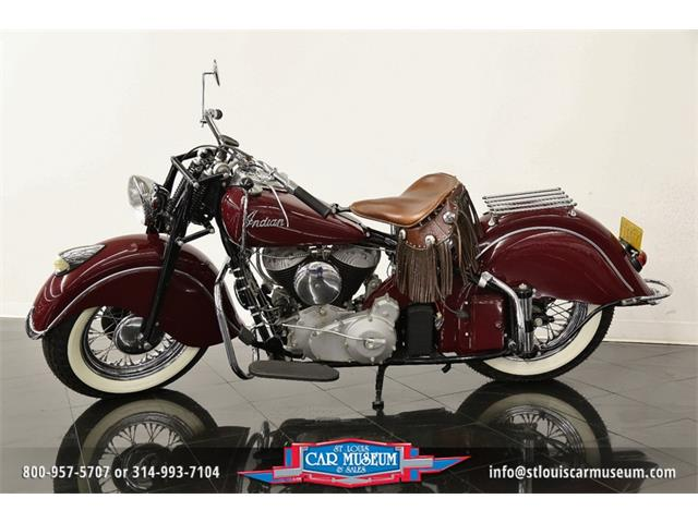 1947 Indian Motorcycle | 943345