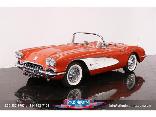 1958 Chevrolet Corvette | 943346