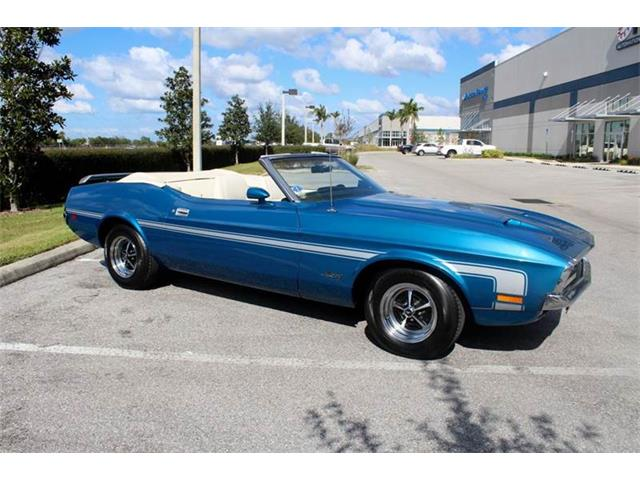1971 Ford Mustang | 943352