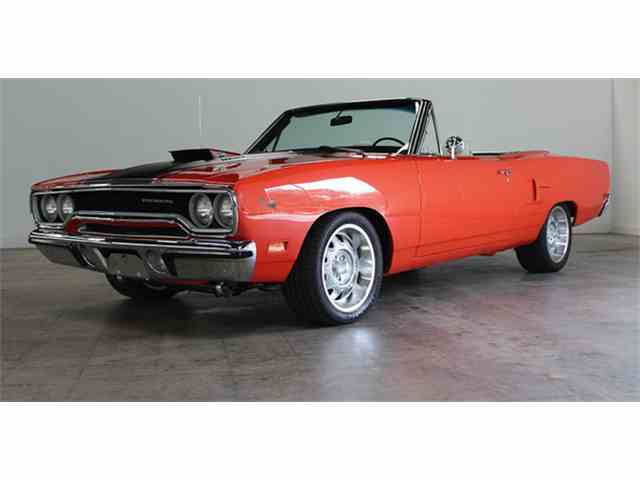 Picture of Classic 1970 Plymouth Road Runner located in California - $94,990.00 Offered by Specialty Sales Classics - K7WA