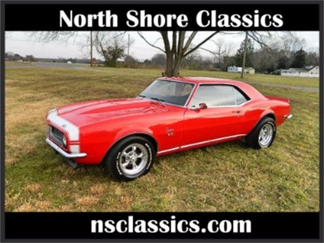 1968 Chevrolet Camaro   943356
