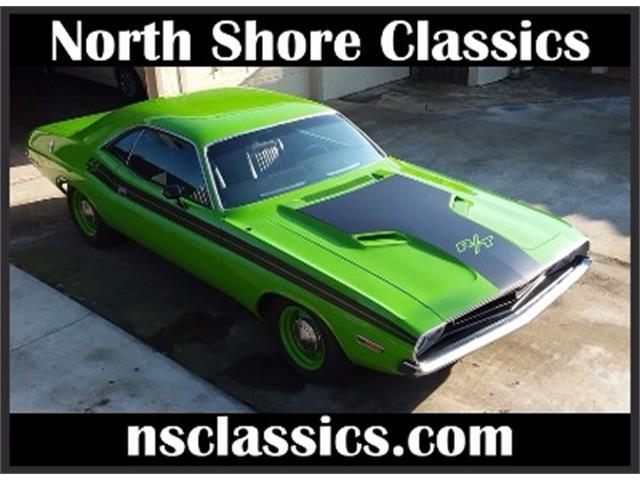 1971 Dodge Challenger | 943357