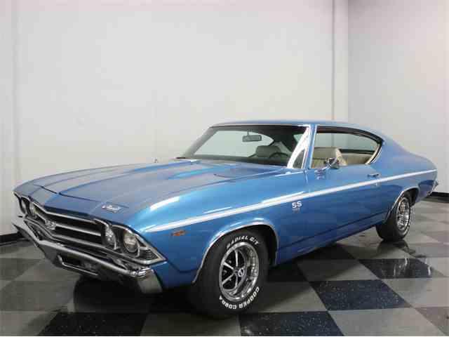 1969 Chevrolet Chevelle SS | 943365