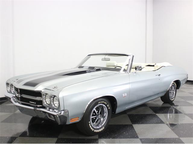 1970 Chevrolet Chevelle SS | 943366