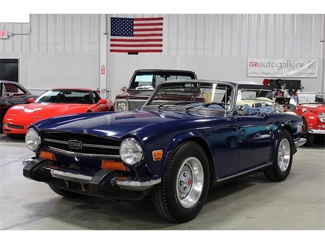 1974 Triumph TR6 | 943368