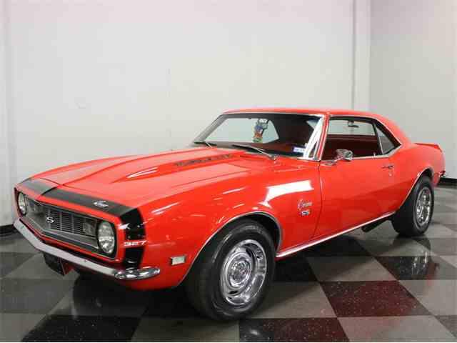 1968 Chevrolet Camaro | 943369