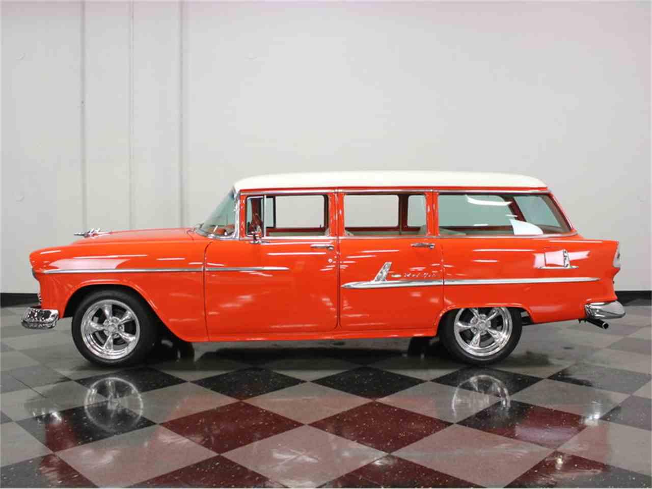 1955 Chevrolet Bel Air Wagon for Sale | ClassicCars.com | CC-943371