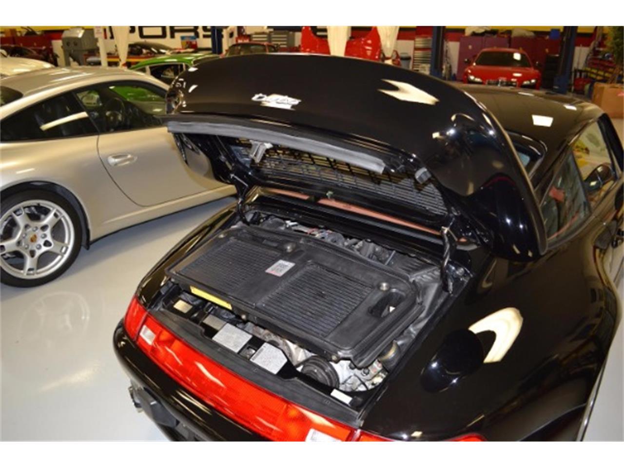1997 Porsche 993 911 Turbo For Sale Classiccars Com Cc