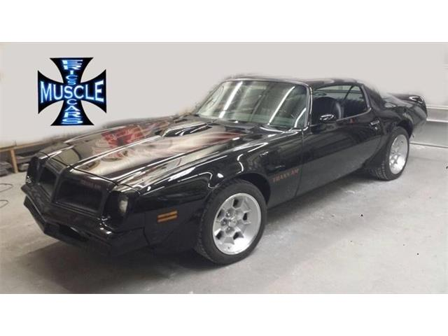1976 Pontiac Firebird Trans Am | 943391