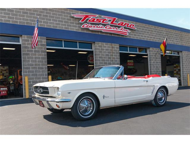 1965 Ford Mustang | 943396