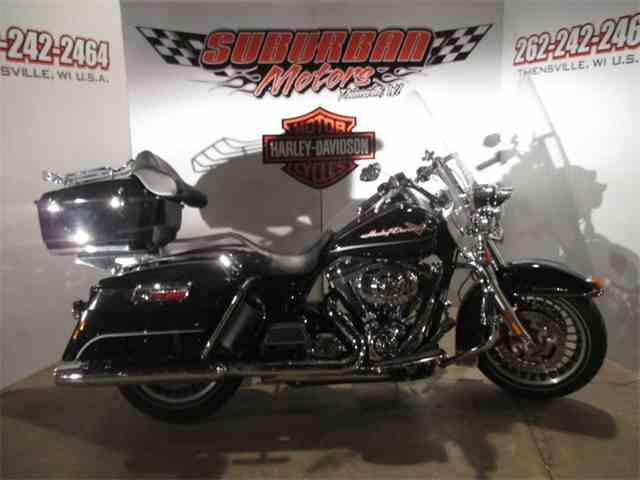 2009 Harley-Davidson® FLHR - Road King® | 940341