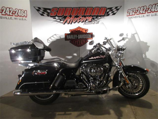 2009 Harley-Davidson® FLHR - Road King® | 940341