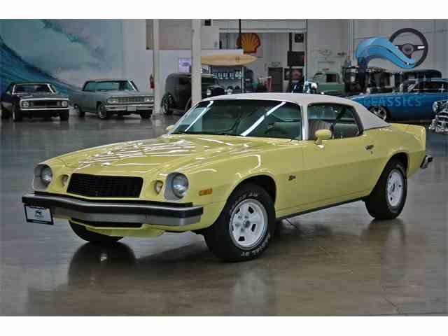 1974 Chevrolet Camaro Z28 | 943419