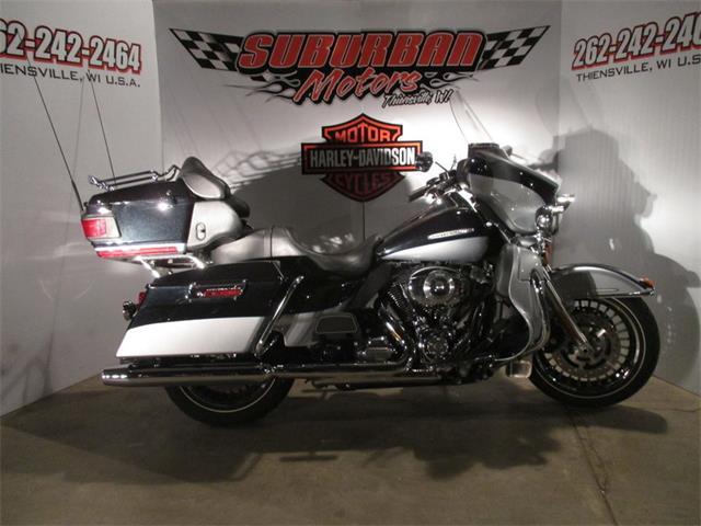 2013 Harley-Davidson® FLHTK - Electra Glide® Ultra Limited | 940342