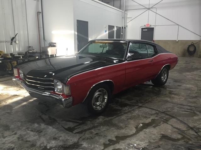 1972 Chevrolet Malibu | 943426