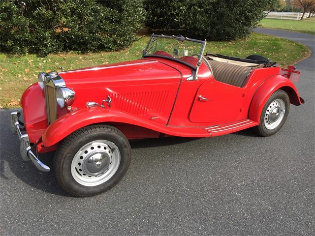 1953 MG TD | 940344