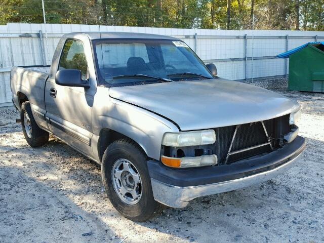1999 Chevrolet Silverado | 943442