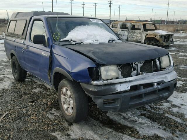 1998 Nissan Frontier | 943455
