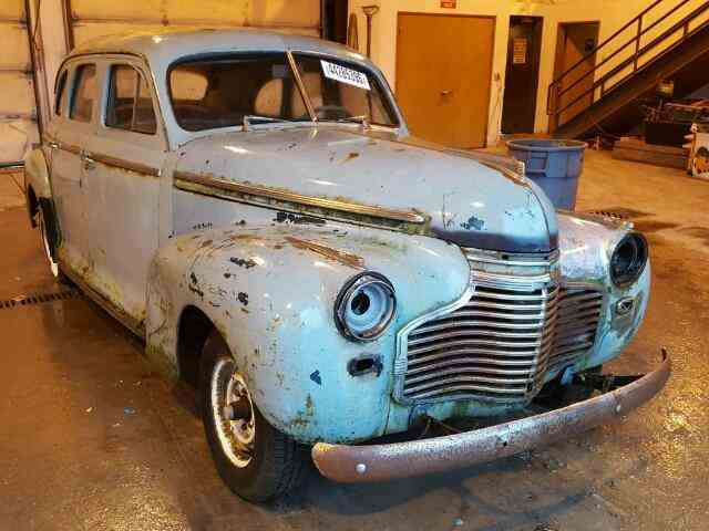 1941 Chevrolet Classic | 943477