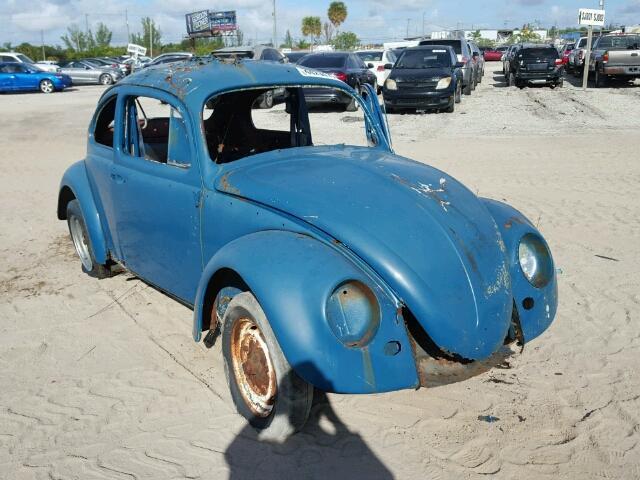 1960 Volkswagen Beetle | 943479