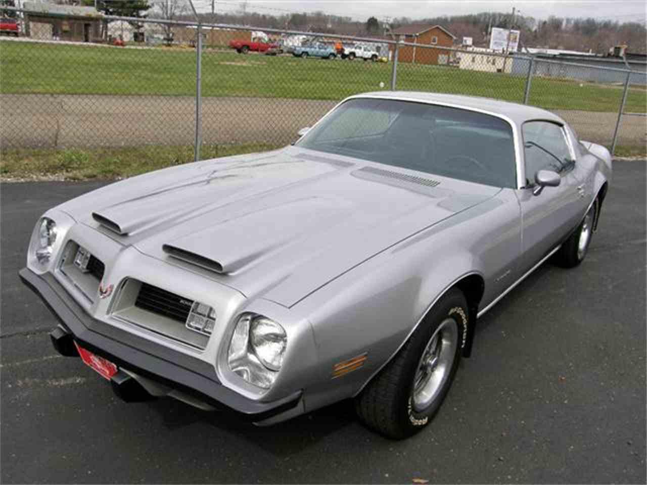 Pontiac Formula 4551973 Firebird 455 Ram Air Resto 1975 Trans Am For Sale Classiccars Com Cc 943481