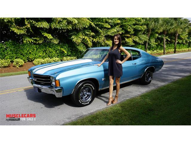 1972 Chevrolet Chevelle | 943482