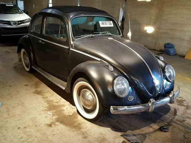 1964 Volkswagen Beetle | 943483